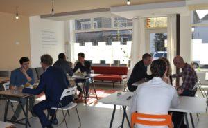 sessie met startende ondernemers voor Rabobank West-Betuwe